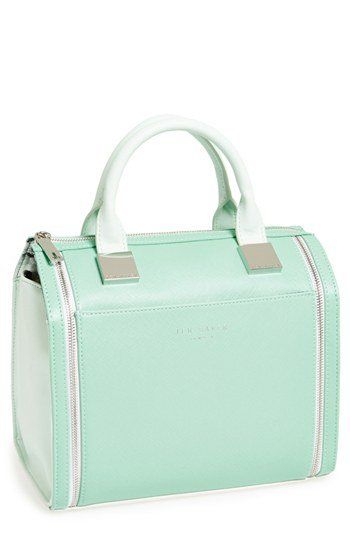 ee669add3f Ted Baker London Leather Satchel