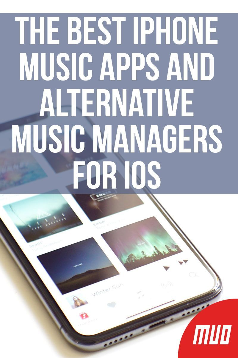 The Best iPhone Music Apps and Alternative Music Managers