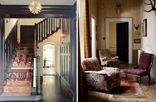 twelve chairs interior design blog boston sargent stairs runner