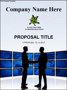 Business Proposal Template Word Free Pleasing Pinnawazish Ali On Nawazishali  Pinterest  Proposal Templates