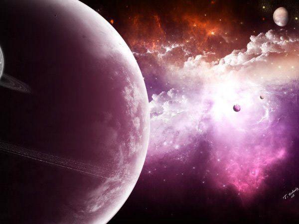 Cool Fond Decran Gratuit Hd Science Fiction 416 Planets Wallpaper Space Stars Planets