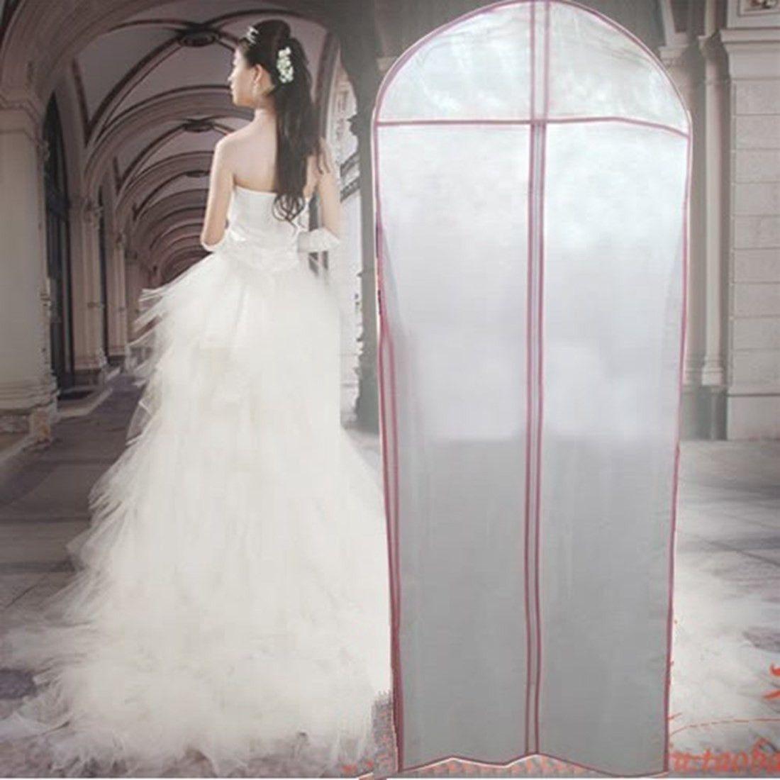 Bridal Wedding Dress Storage Bag Gown Garment Bag | Products ...