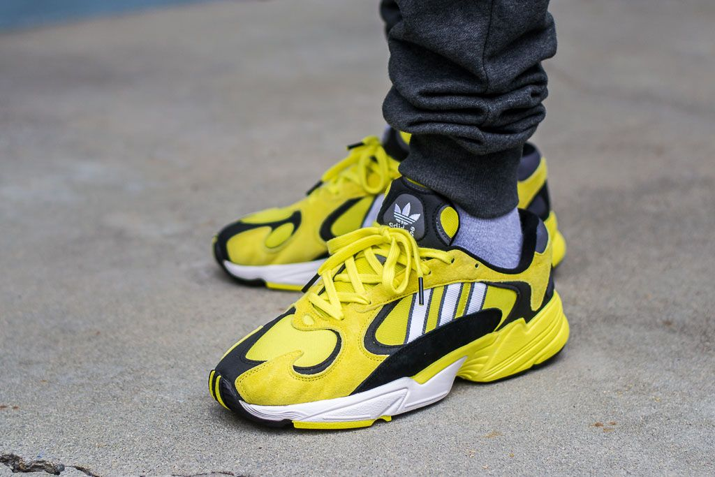 Size  x Adidas Yung-1 Acid House On Feet Sneaker Review   Buy ... 429cc0f87409