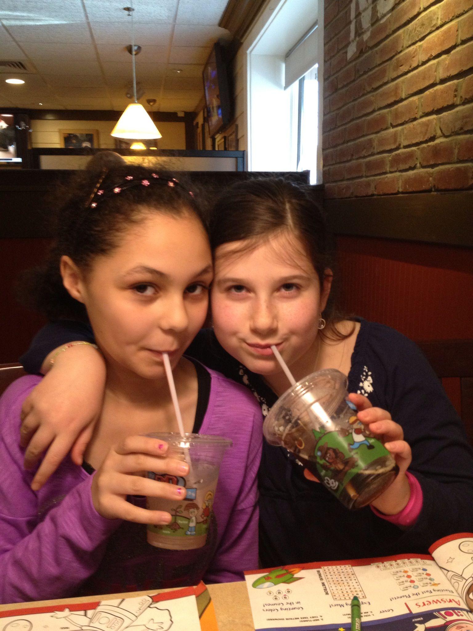 Carly & Alena