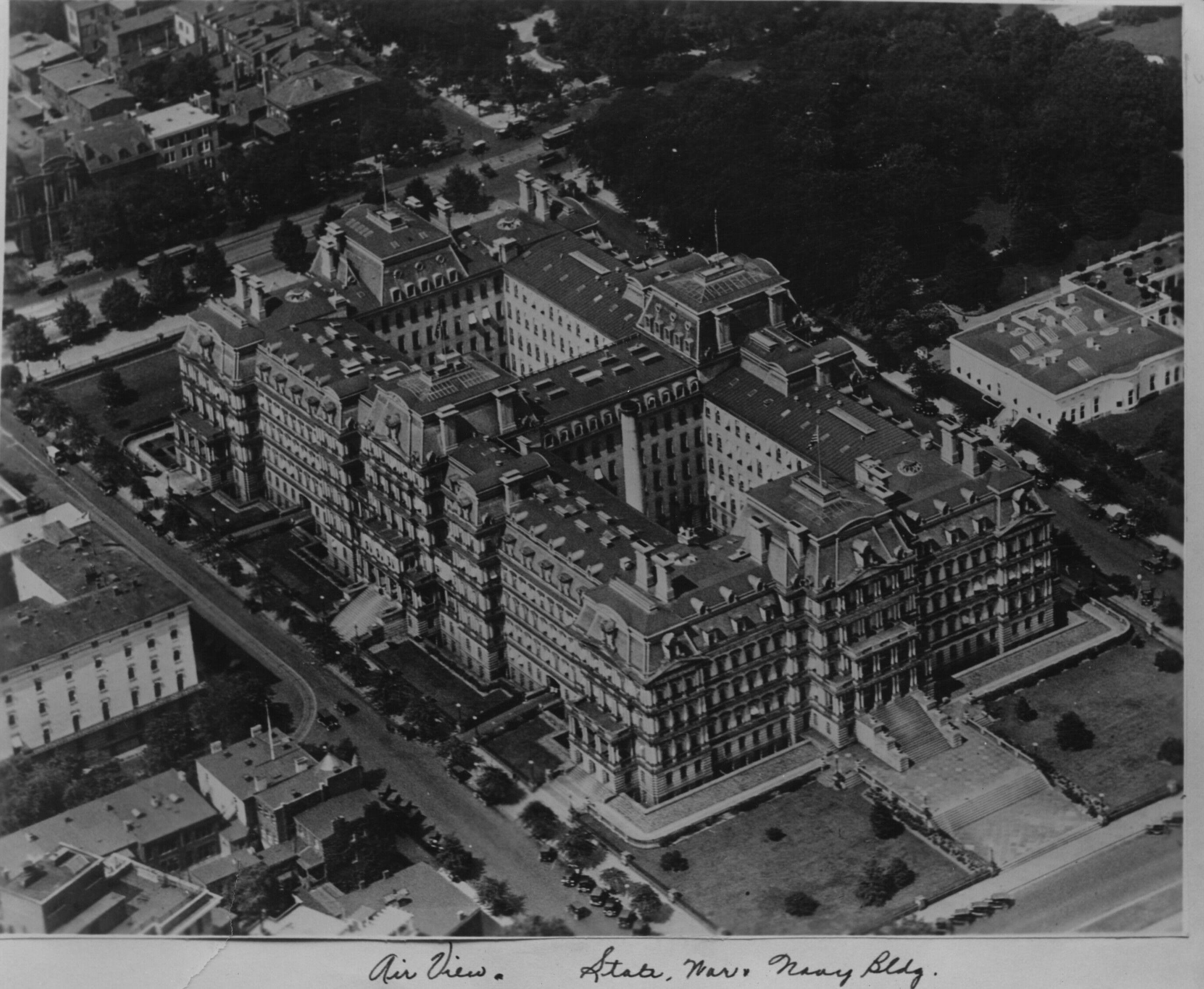 Eisenhower Executive Office Building Floor Plan Executive Office Building Washington Dc 1870 Google