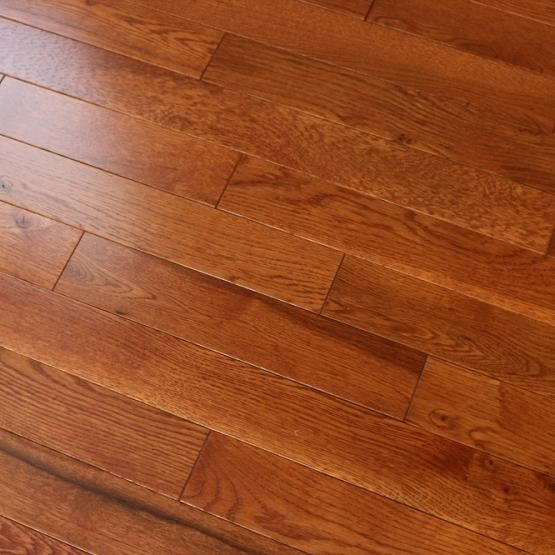 Oak Gunstock 3 4 X 2 1 4 Solid Hardwood Flooring Weshipfloors Hardwood Floors Hardwood Flooring