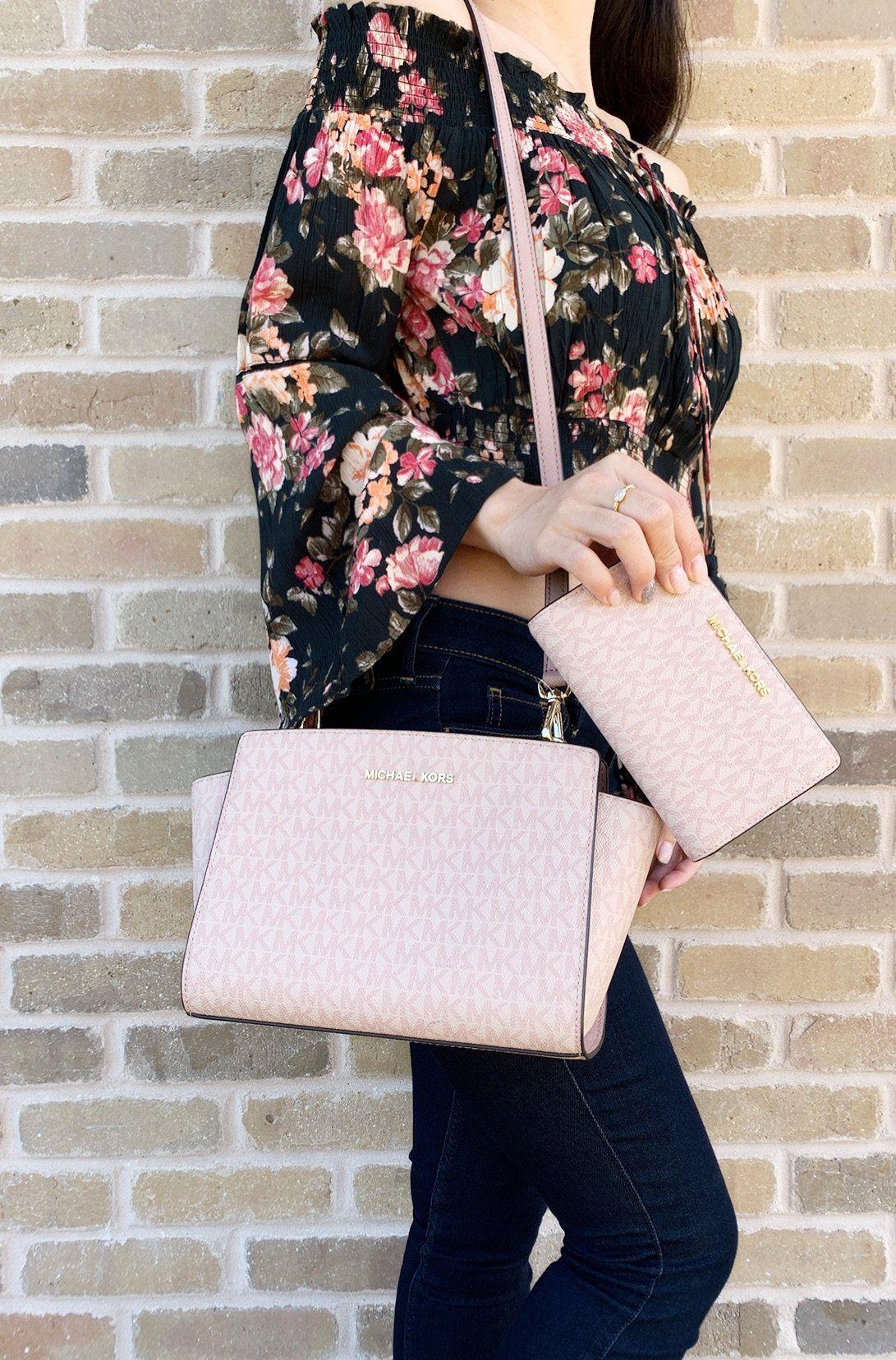 Amazon Michael Kors Handbags Pink
