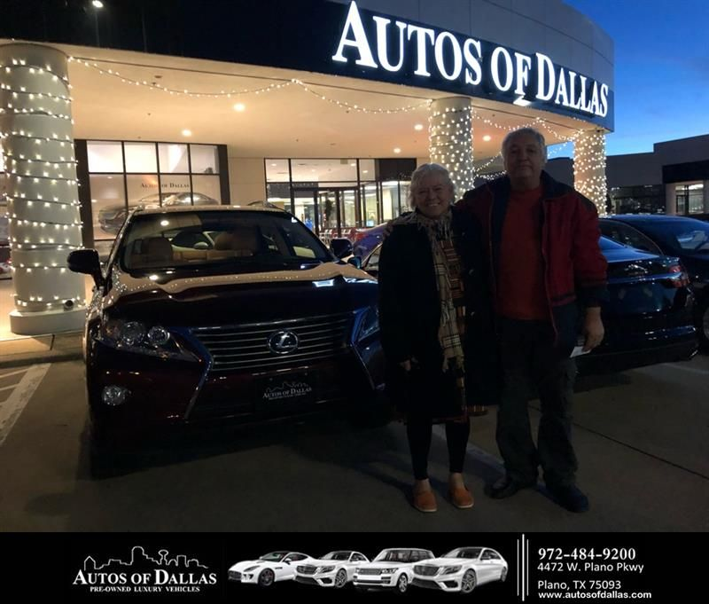 Happy Anniversary To Farid On Your Lexus Rx 350 From Omay Bosch At Autos Of Dallas Anniversary Autosofdallas Happy Anniversary Car Dealership Auto