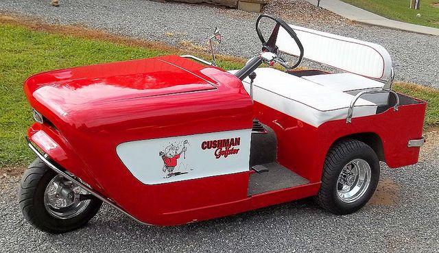 Cushman Golfster Google Search Custom Golf Carts Golf Car Golf Carts