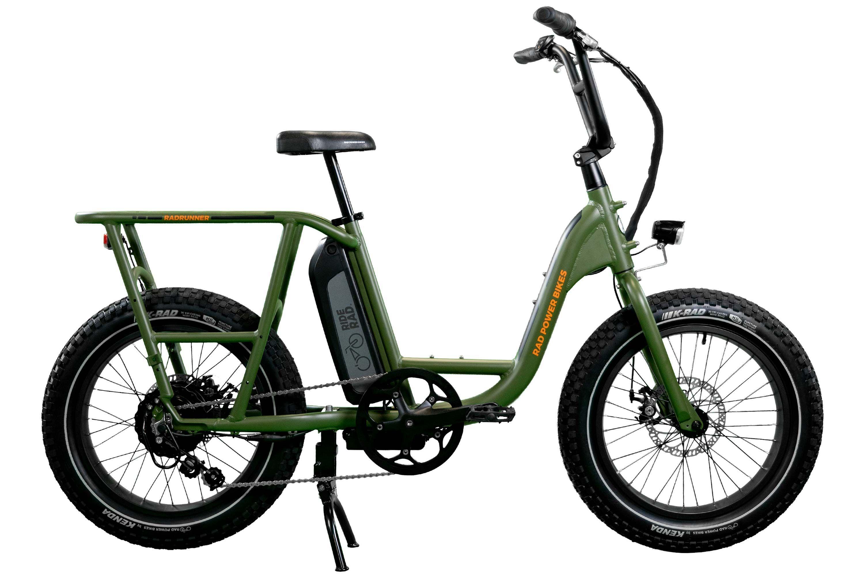 Radrunner Electric Utility Bike Rad Power Bikes Power Bike Electric Utility Cargo Bike