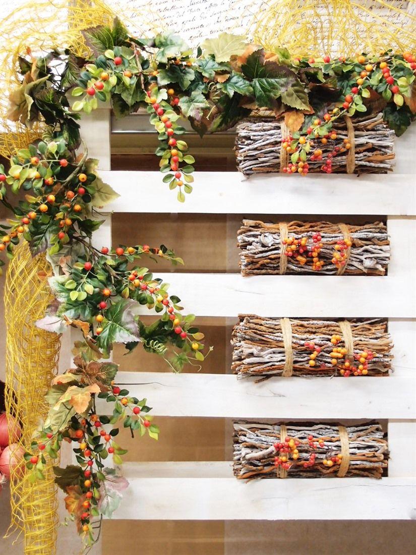 Idee vetrina autunno inverno online fai da te facili e for Arredamento negozi fai da te idee
