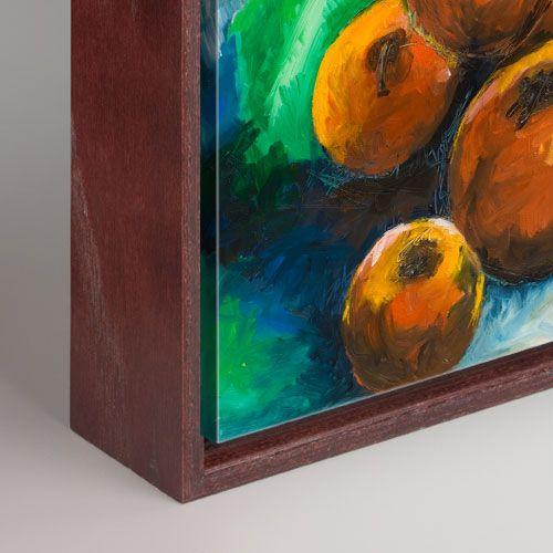 Floater frame A lovely woodgrain frame, designed specifically for ...