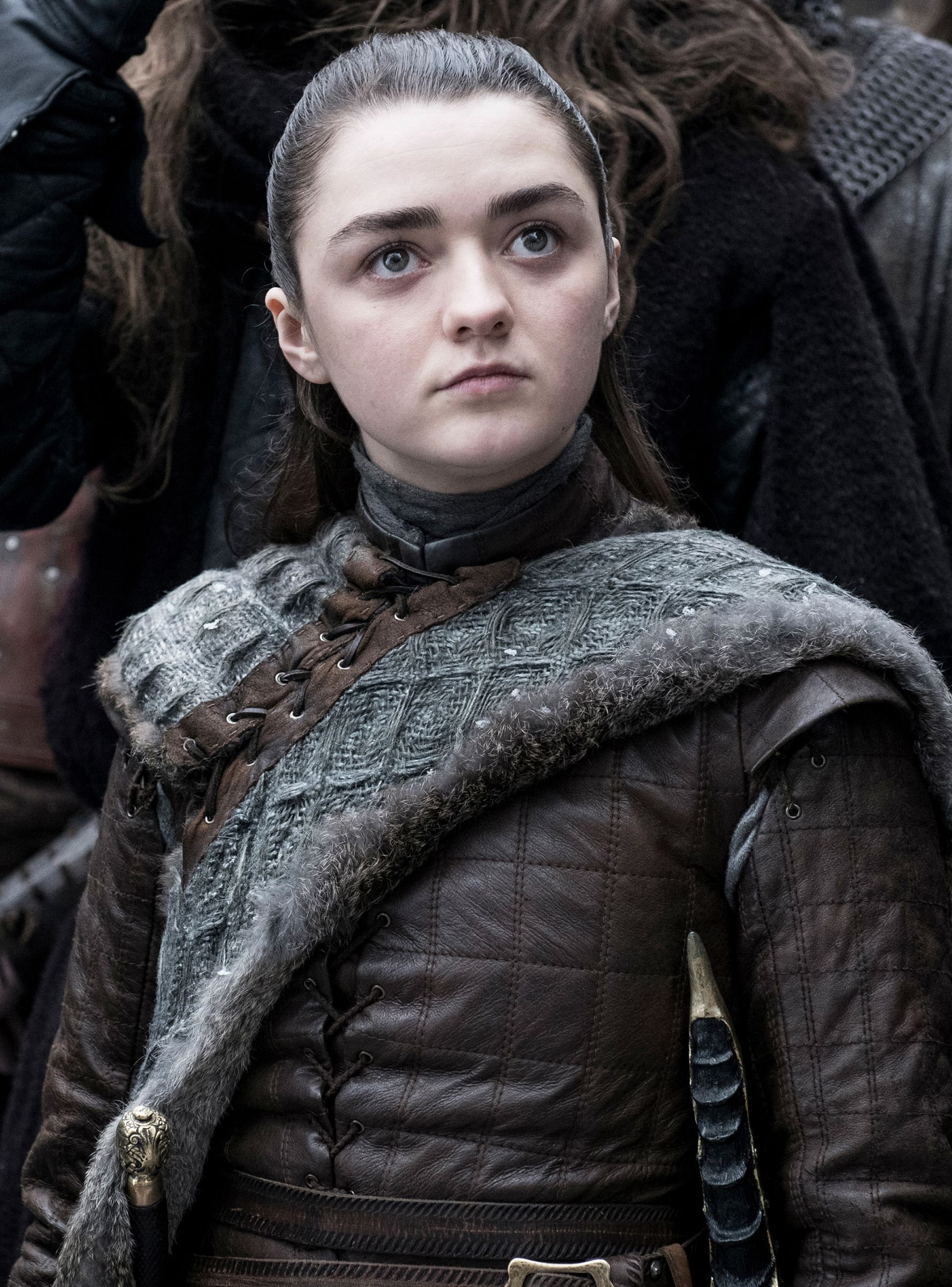 Arya Stark Finally Ditches Her Father's Hairstyle In The