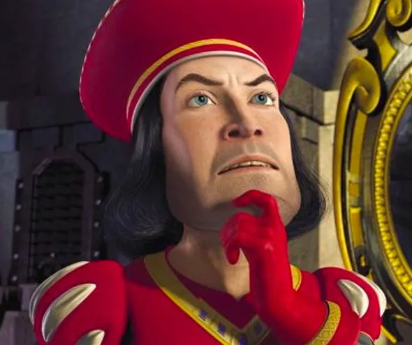 Lord Farquaad Lord Farquaad Royal Party Costume Party