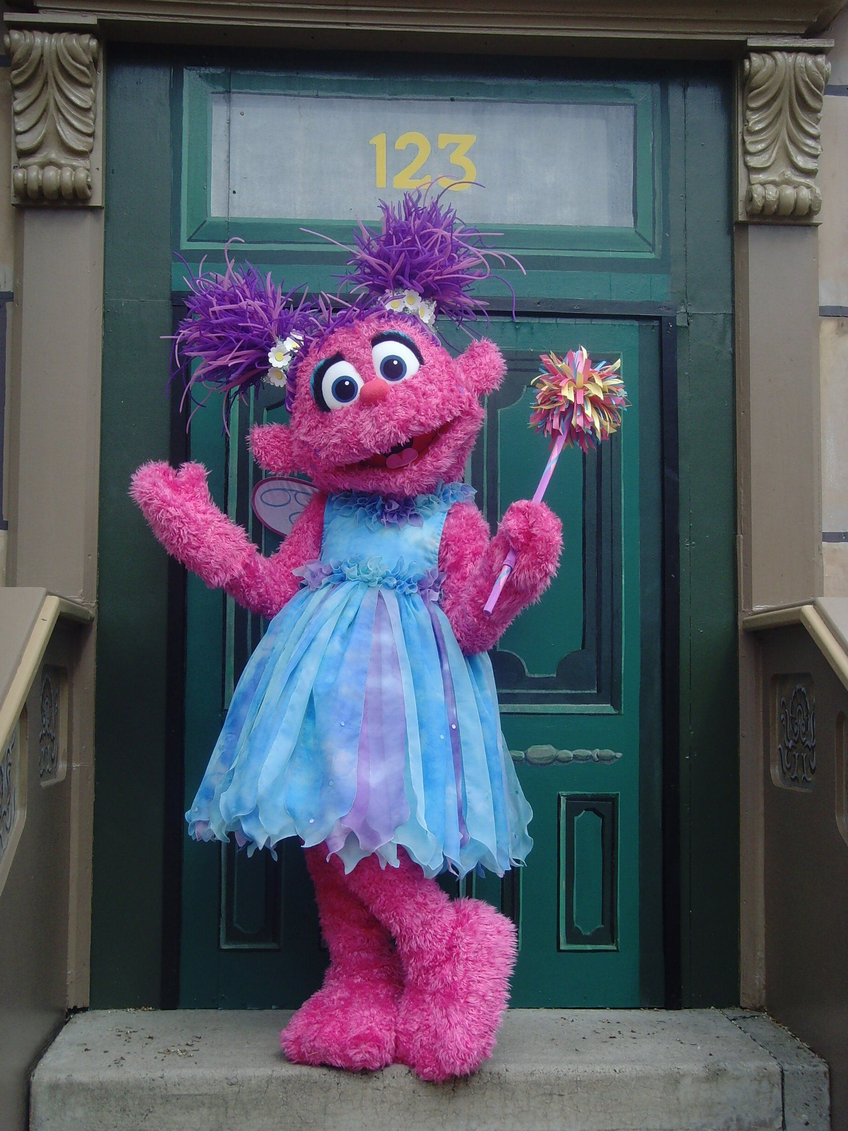 Abby Cadabby Costume For Toddler - Google Search