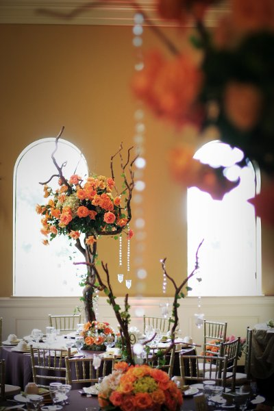 Holy Trinity Reception Center | Wedding | Reception, Table