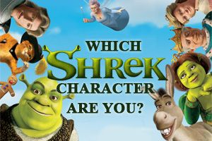 Shrek - Personality Quiz already called puss in boots