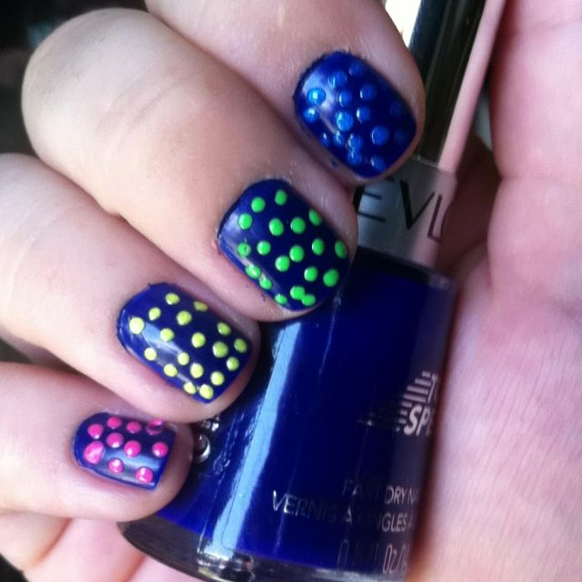 Revlon Royal and Migi nail art pens | I Came, I Pinned, I Conquered ...