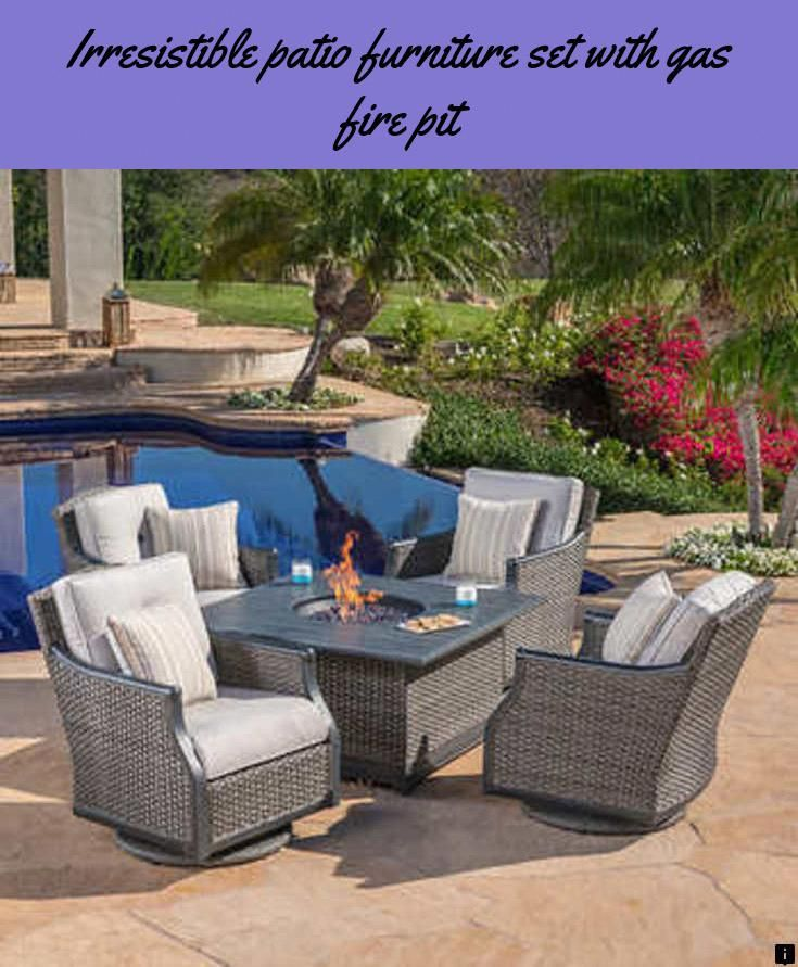 Find Out About Patio Furniture Set With Gas Fire Pit Click The Link