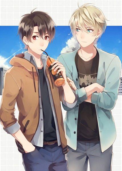 Inaho Slaine Blonde Anime Boy Anime Anime Nerd