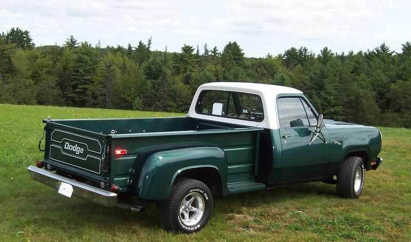 Be C A Cee A Bcdc F on 1977 Dodge Power Wagon Pickup