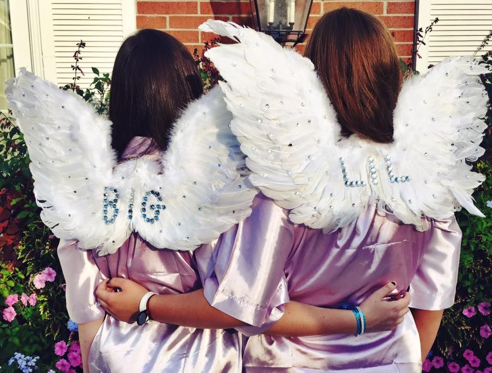 Victoria's Secret angels big little reveal costumes #biglittlereveal
