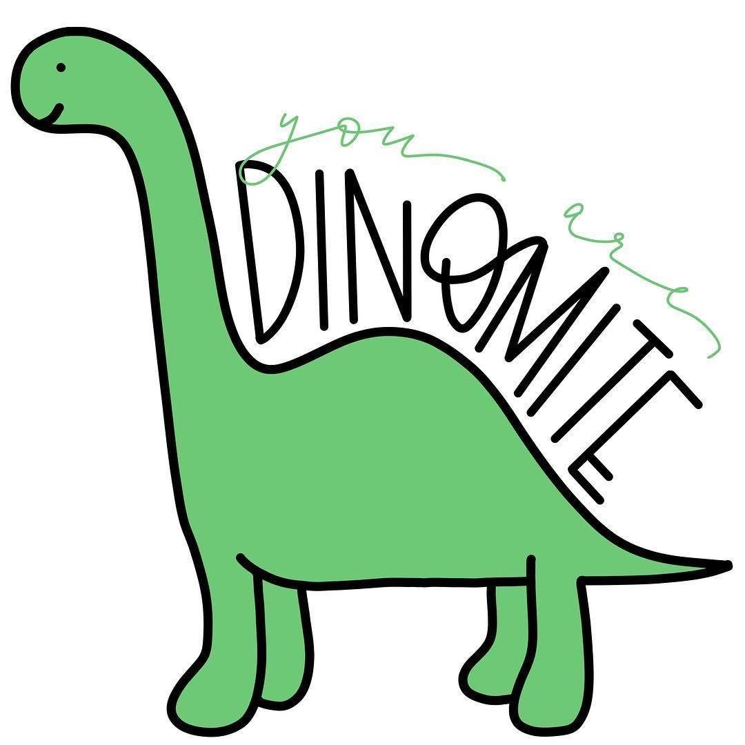You Are Dino Mite Dinosaur Pun Puns Dinosaur Puns Cards
