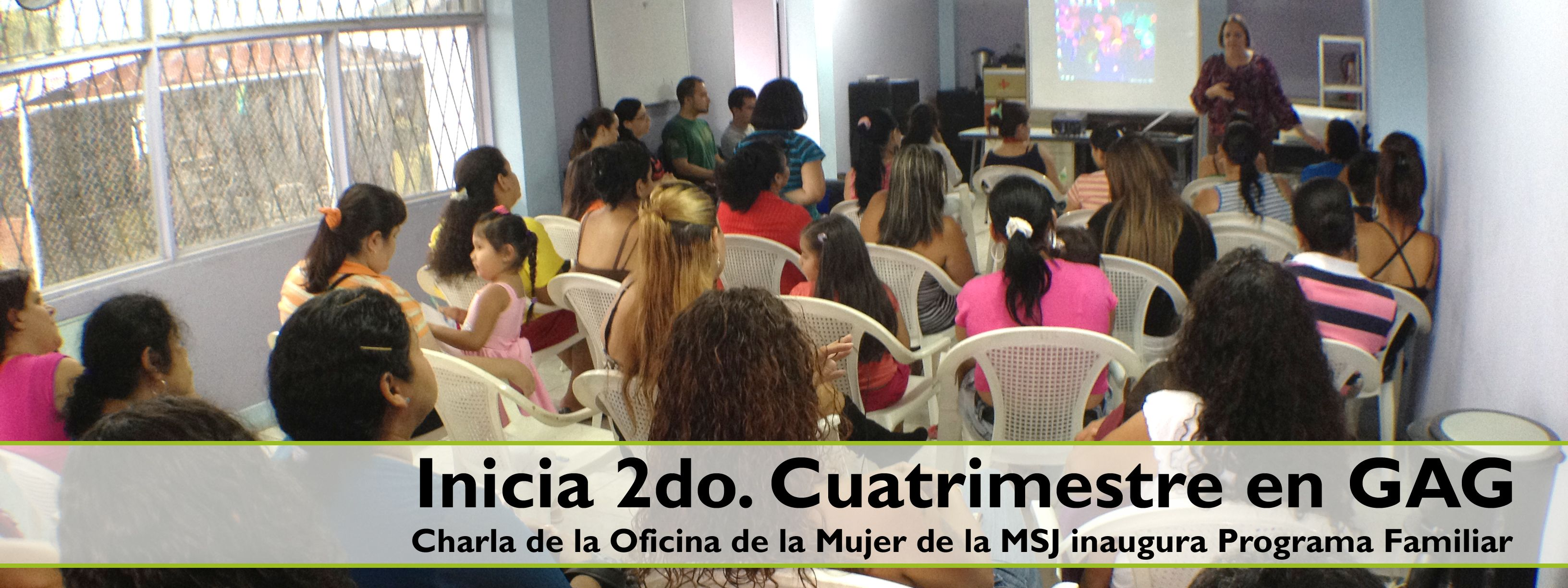 Charlas de la Oficina de la Mujer de la Municipalidad de San José