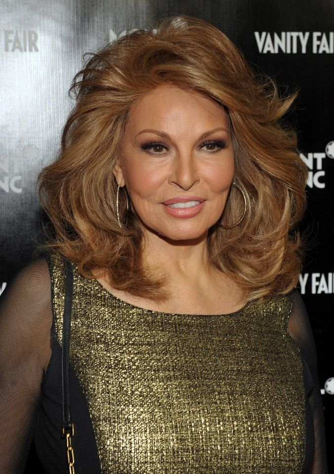 Raquel Welch âge 71….I'm going to start pinning 70 years