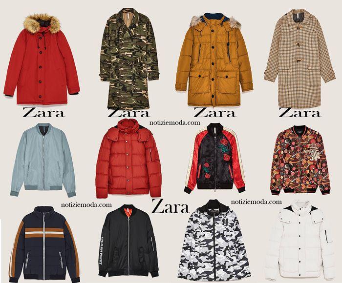 timeless design 00690 e38e1 Piumini Zara autunno inverno 2017 2018 nuovi arrivi uomo ...