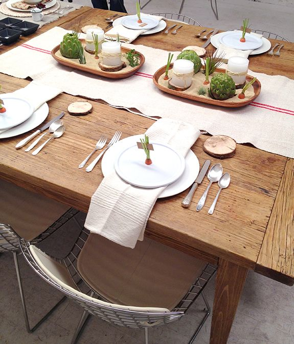 Culinary Roundtable | Place card, Table settings and Table plans