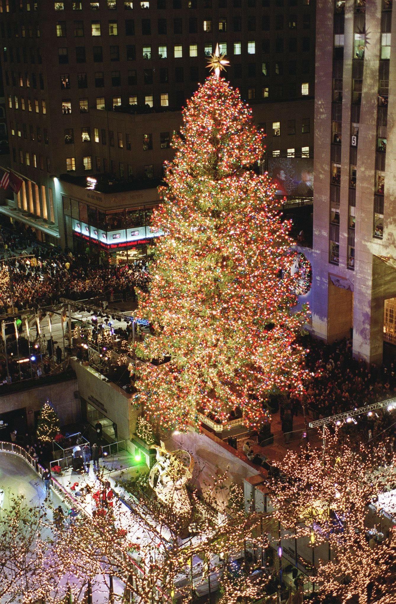 Rockefeller Center | Christmas in 2018 | Pinterest | New york ...