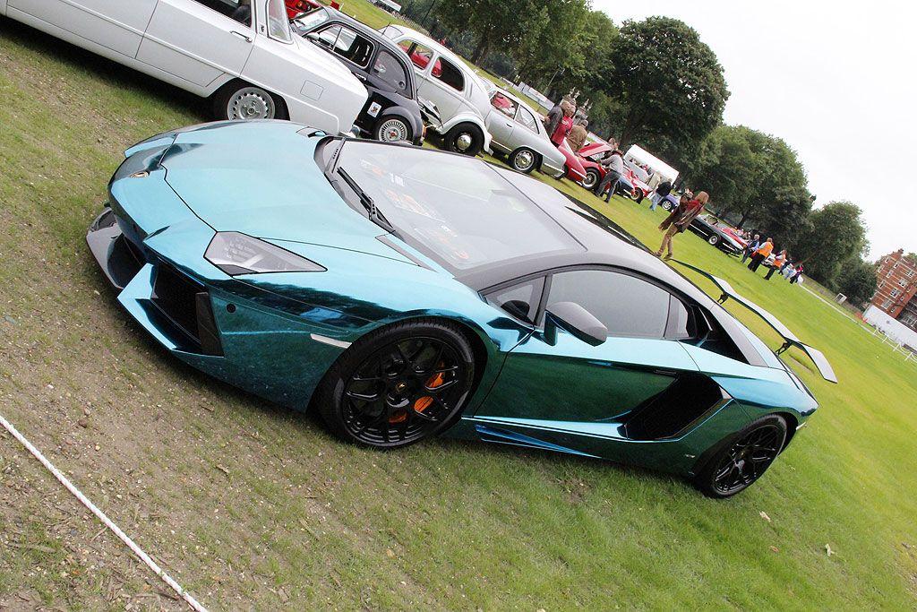 Amazing ! Aventador LP7604 Dragon Edition by