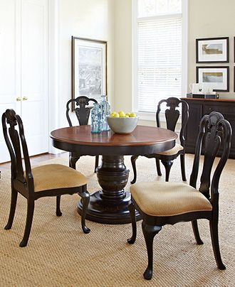 Hand Painted Dining Room Furniture Collection Furniture Macy S Dining Room Furniture Collections Painted Dining Room Table Dining Room Makeover