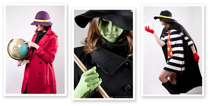 Homemade Halloween Review | Wicked witch costume, Homemade ...
