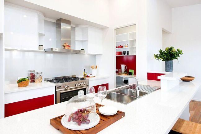 Urban Elegance Designer Schemes For Newstart Homes Www Entrancing Kitchen Designer Brisbane Design Inspiration