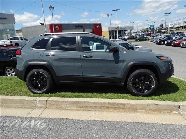 1a2015 Jeep Cherokee Trailhawk Anvil Cars Pinterest