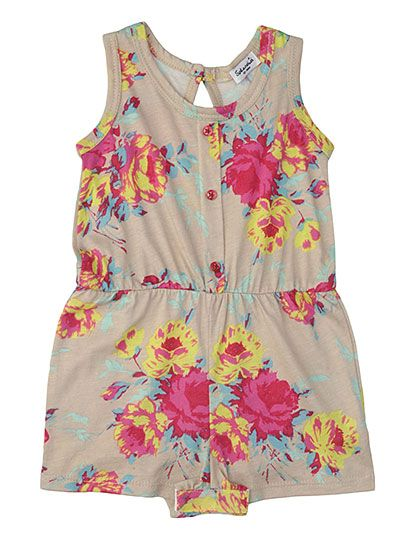Splendid Pop Garden Romper