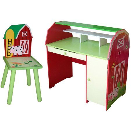 Remarkable Farm Desk With Chair Multicolor Products Desk Desk Ocoug Best Dining Table And Chair Ideas Images Ocougorg