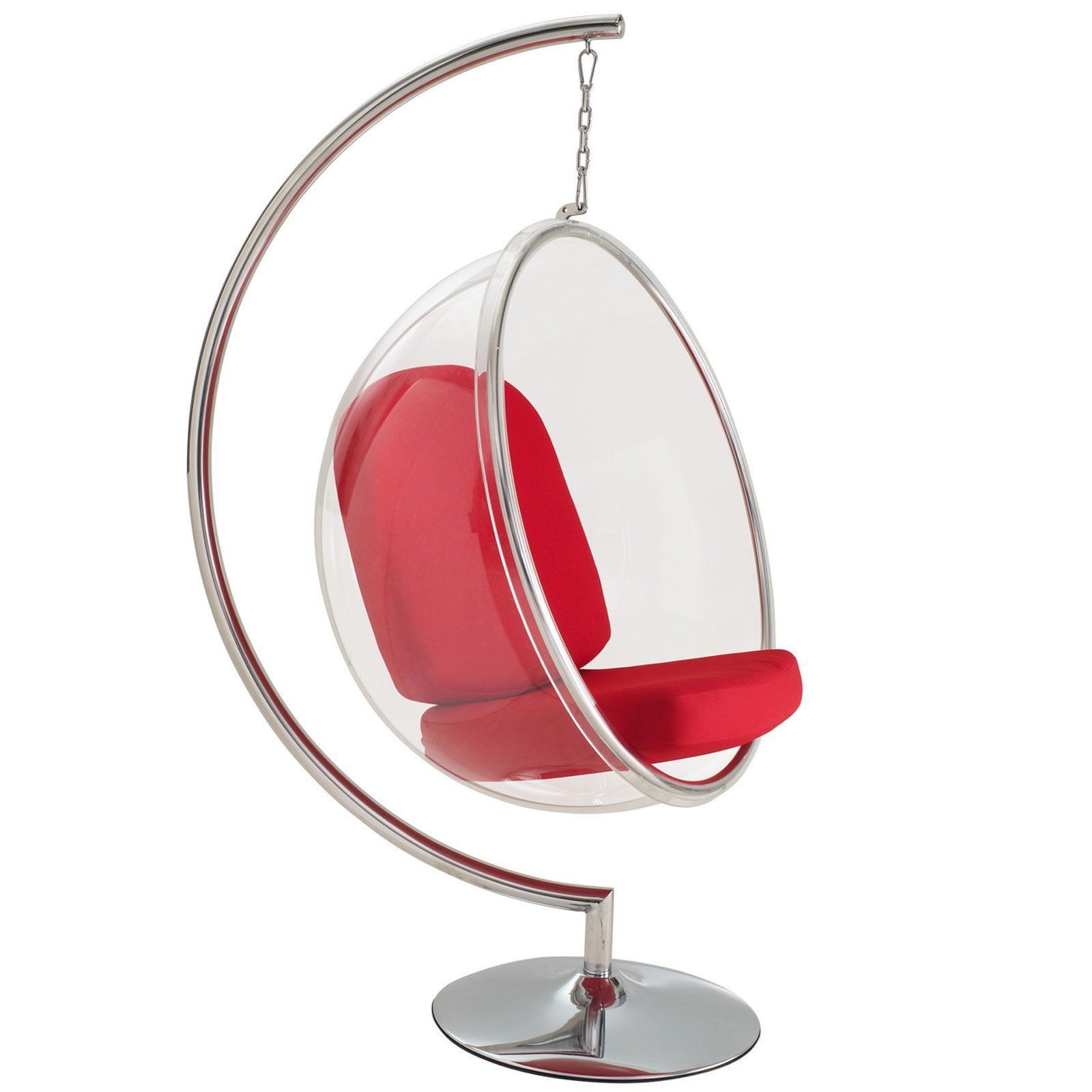 chair bubble chairs lounge aarnio arnio globe eero bubblechair