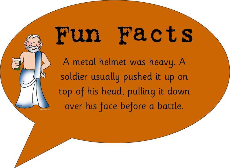 Fun Facts For Kids On Athens