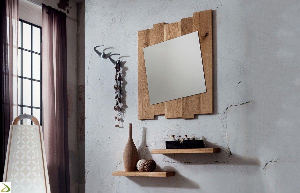 Specchio Zava Specchio Ingresso Mobili Ingresso Legno Specchi
