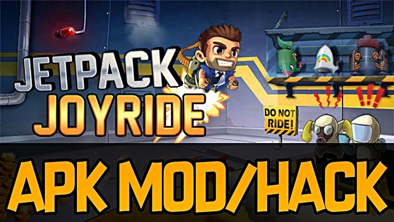 Jetpack Joyride v1.10.7 Mod APK For Android Real hero