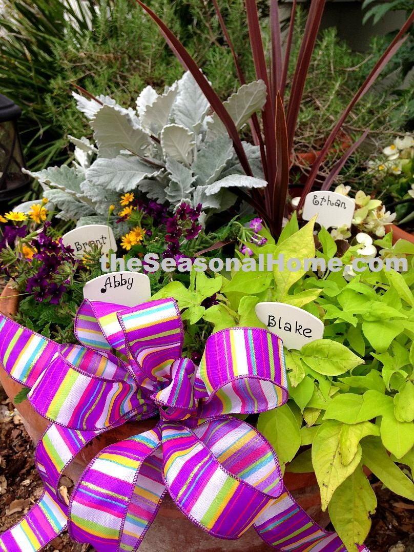 Unique Mother's Day Gift Idea The Birthstone Garden