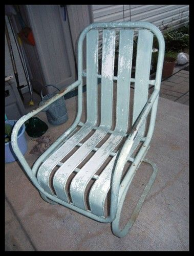 vintage antique iron metal outdoor