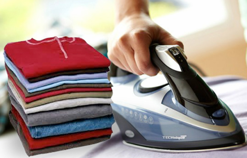 We Are Offering And Providing All Kinds Of Ironing Services In