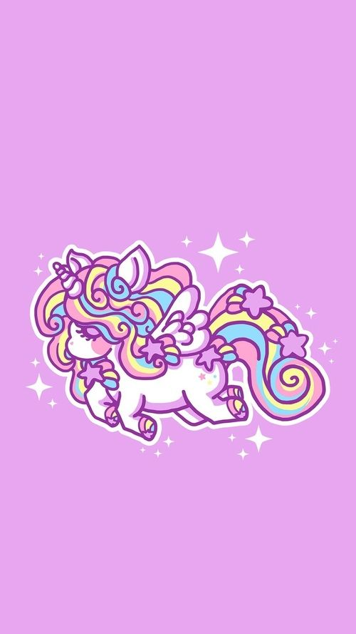 Unicorn Wallpaper For Ipad : unicorn, wallpaper, Imagen, Unicorn, Wallpaper, Cute,, Wallpaper,, Iphone