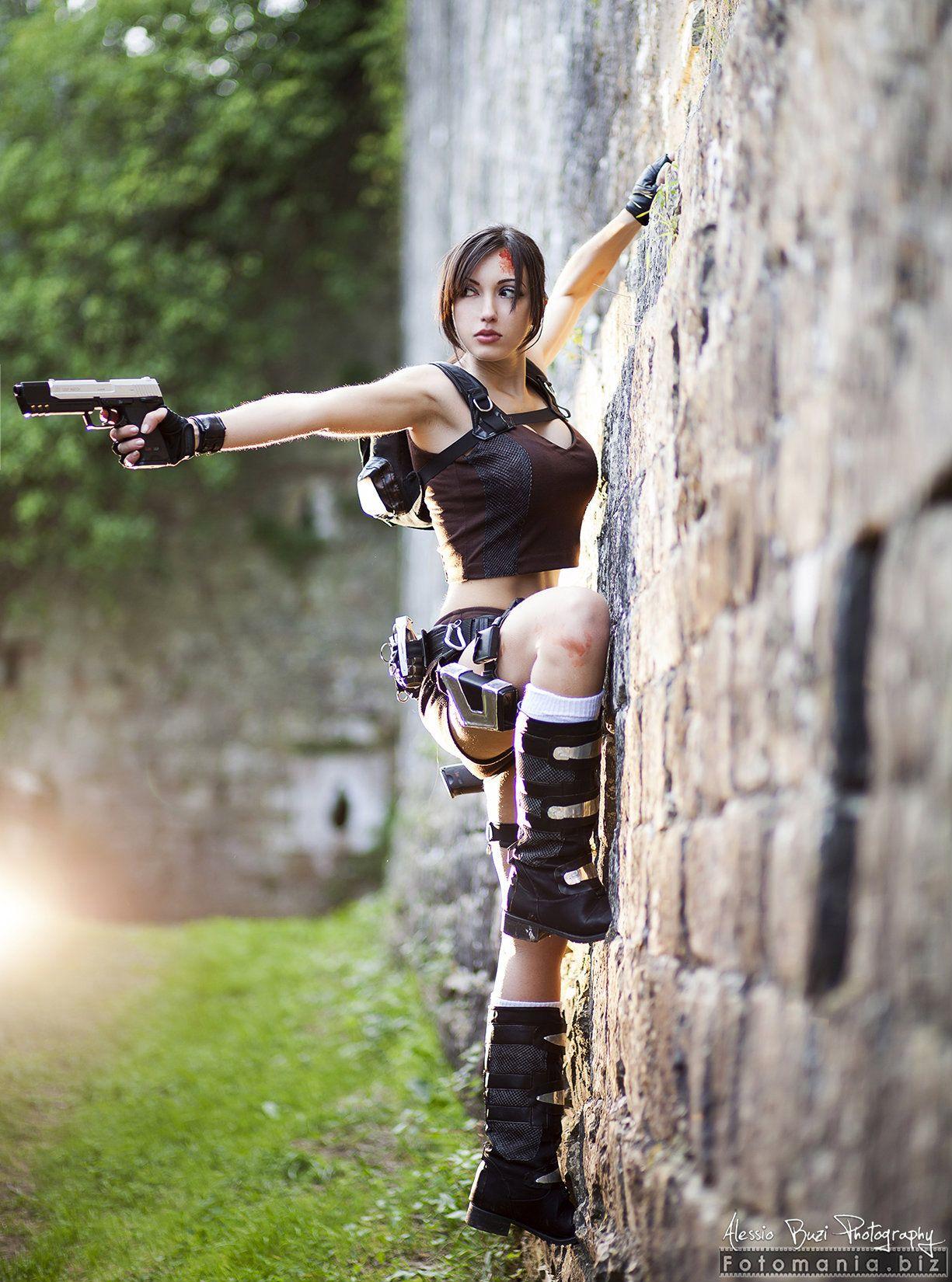 Tomb Raider:Underworld-feel the rush by Anastasya01 on