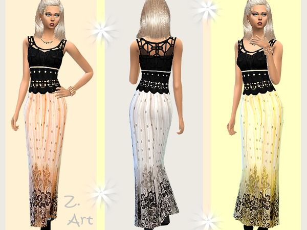 The Sims Resource: Summer Allure by Zuckerschnute20 • Sims 4