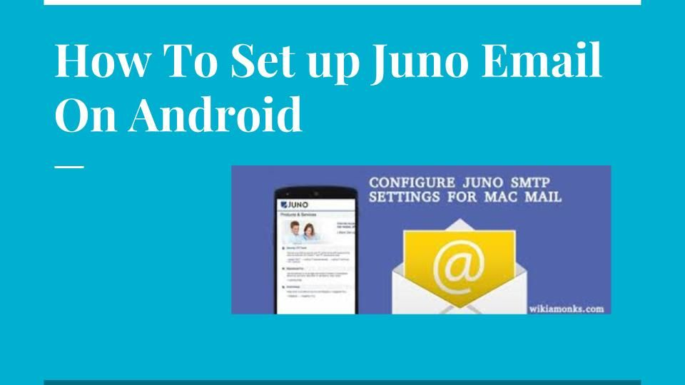 Juno May Do Not Have A Glamorous Web Interface For Browsing Your